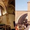 Cudowny krzyż św.Damiana <br />w Bazylice św.Klary w Asy<br />żu.