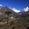Jesień w Himalajach