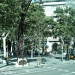 Barcelona, Słup z koksownikiem