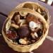 Taki kosz grzybów,,,ktoś nazbierał:)))wypad niedzielny:)