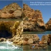 Pocztówka z Portugalii dl<br />a Ciebie Marysiu z pozdro<br />wieniami!:)) :: Wybrzeże Algarve około 3 <br />km od Lagos można podziwi<br />ać wspaniałe widoki mostó<br />w i grot skalnych!