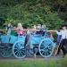 Malowany wózek...